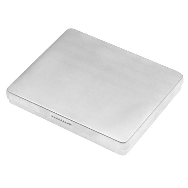 Aluminum Bead Storage Box With 12 Snap Lid Aluminum Containers