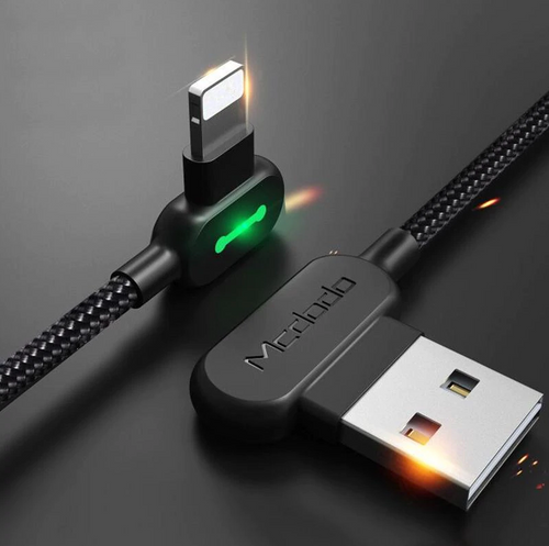 The Lightning Charging Cable