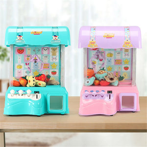 Children's mini-catch doll machine (simulation game hall)