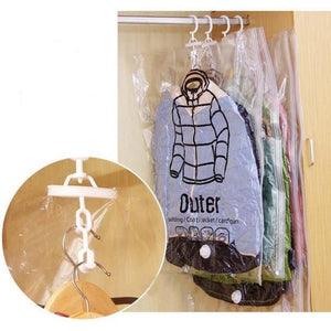 (Mother's Day Special 60% off )Hanging Vacuum Storage Bag