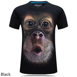 Funny Monkey Magic Tee