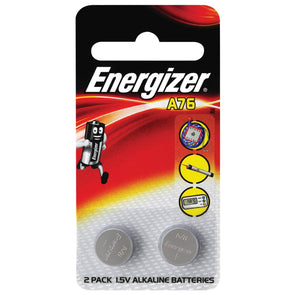 A76bp2 remote, Energizer 2pack