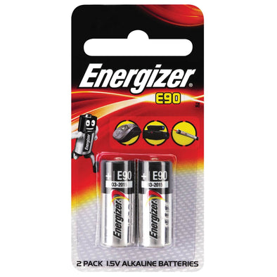 E90BP2 Energizer 2pack 'N' size