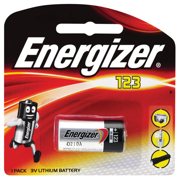 EL123ABP1 Energizer Lithium Camera Battery