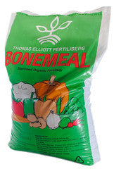 Bone Meal Organic Fertiliser - Slow release of phosphates & nitrogen