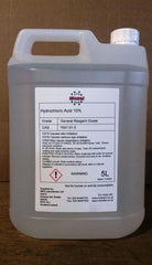 Hydrochloric Acid HCl 10% Solution v/v (2.87M)