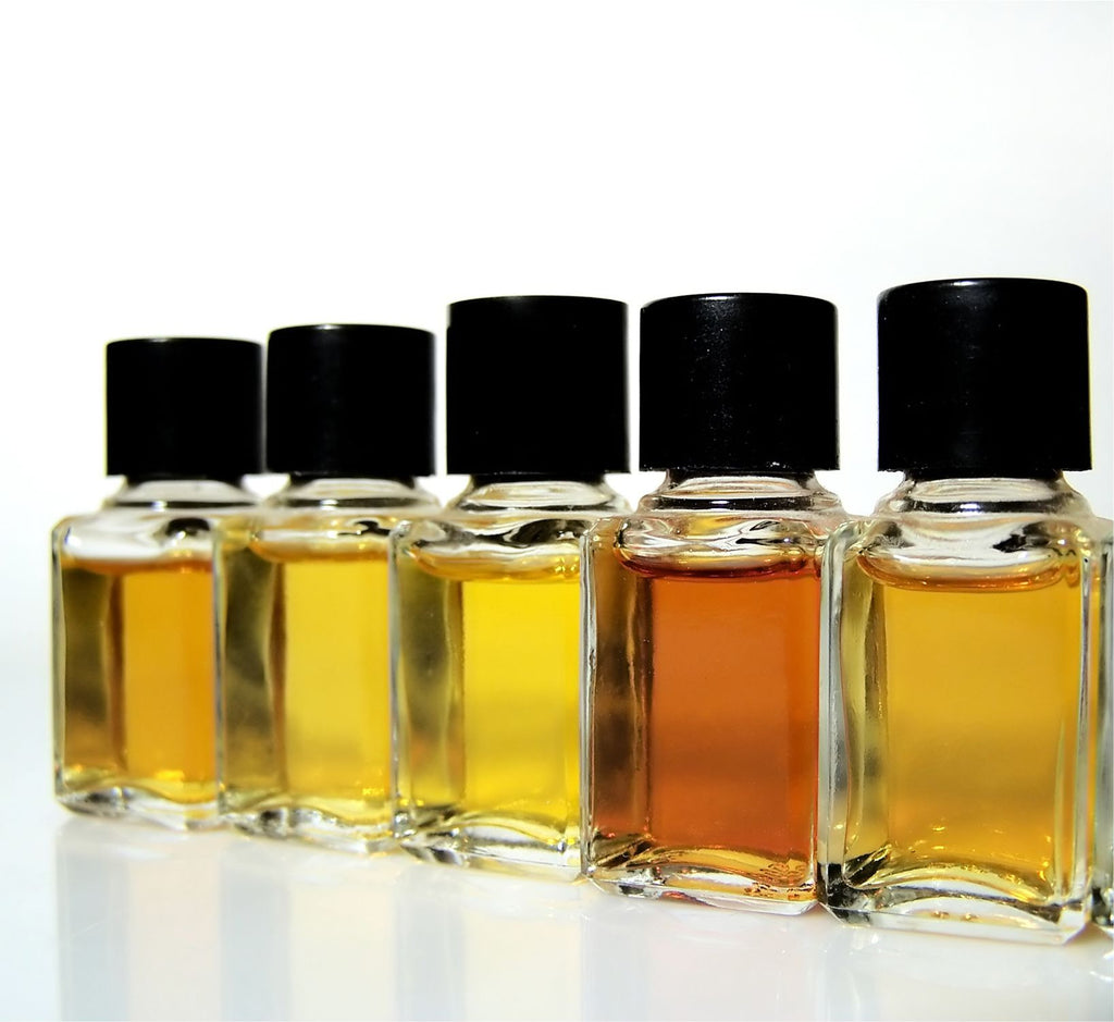 5x20ml Pack of Fragrance oils