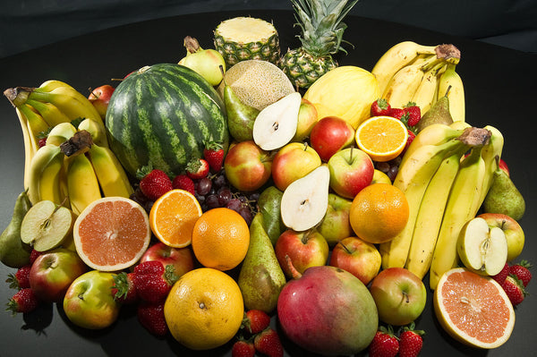 Summery Fruits Lead to Whiter Teeth