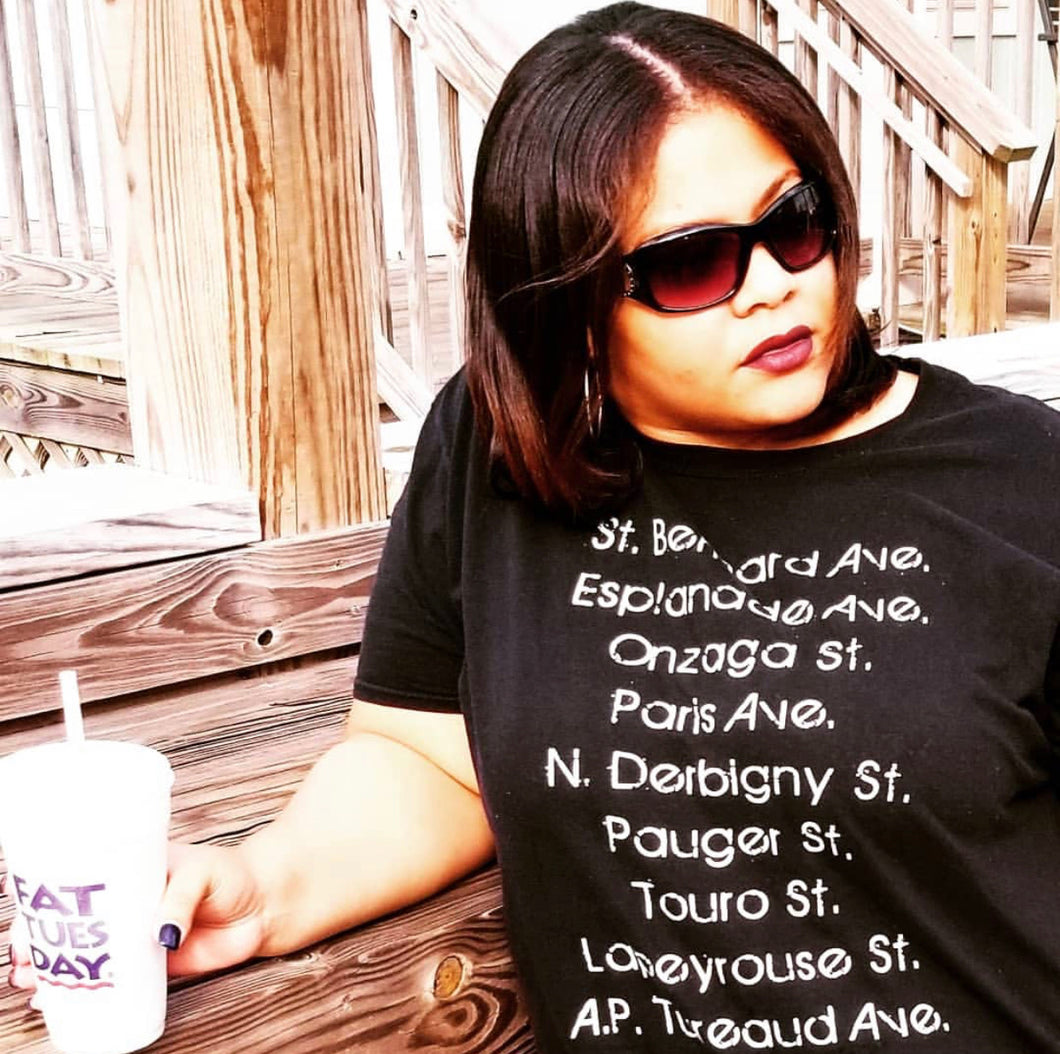 7TH WARD (1st Edition Women's T-shirt)