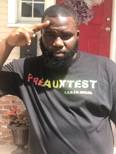 PREAUXTEST (1st Edition Men's T-Shirt)