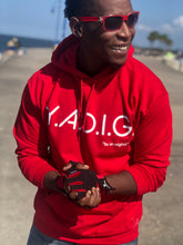 Load image into Gallery viewer, 1st Edition Y.A.D.I.G. BRAND Hoodie