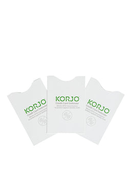 Korjo RFID Blocking Credit Card Defenders
