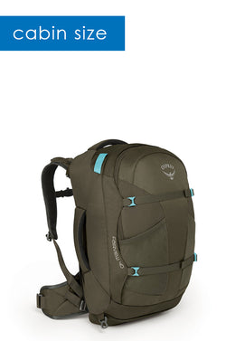 Osprey Fairview 40 Women's Cabin Size Travel Pack