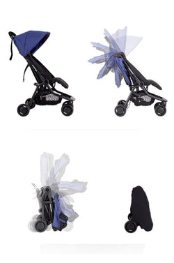 Mountain Buggy Nano Travel Pram