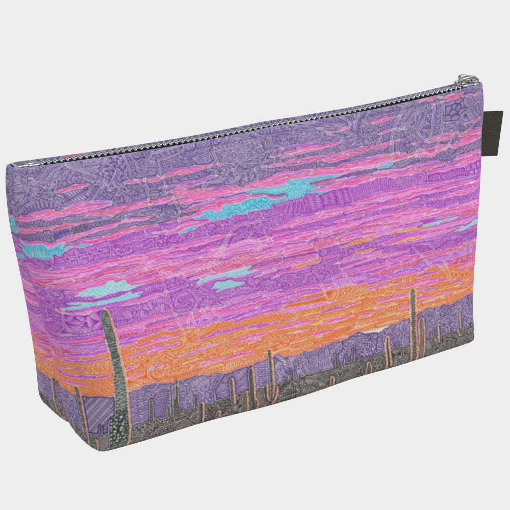 Makeup/Carry Bag - Angelic Arizona