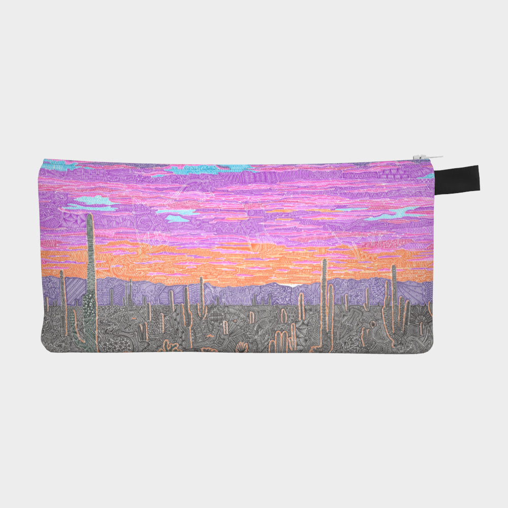 Small Zipper Bag - Angelic Arizona
