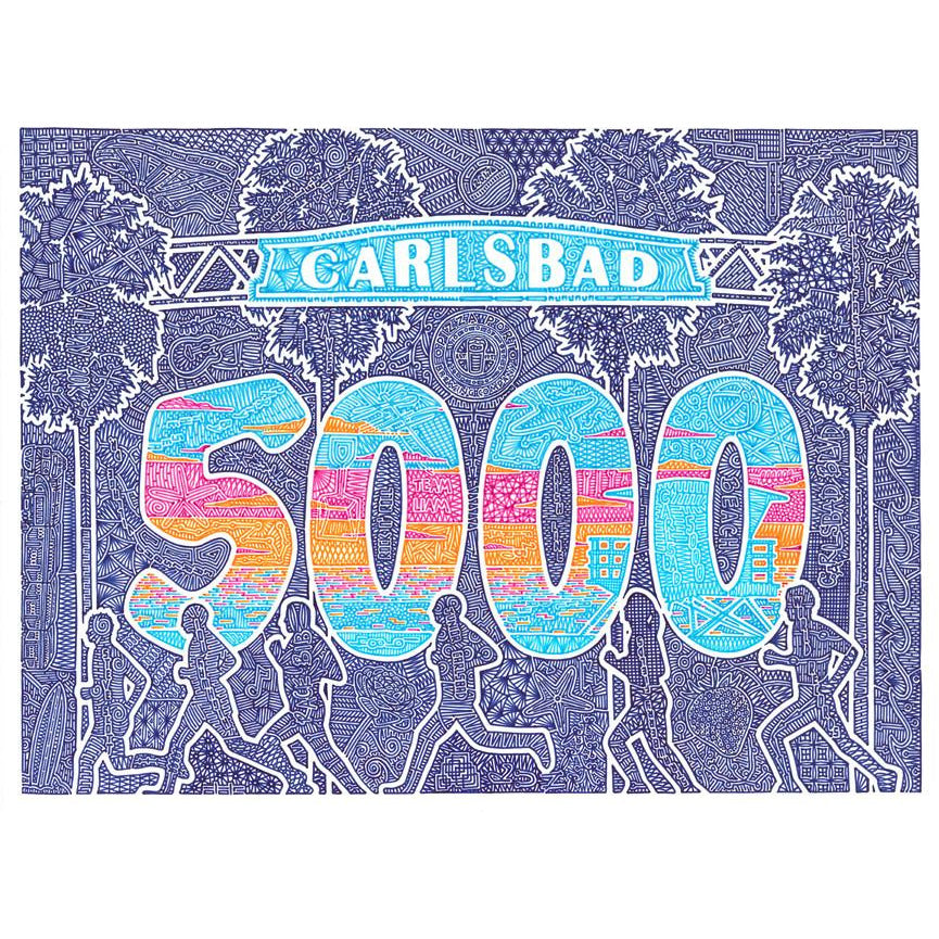 Rock 'n' Roll Carlsbad 5000-Gallery-Viz Art Ink