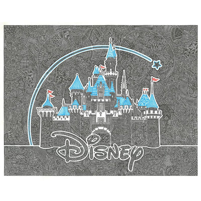 "Disney ""The Magic within the Castle""-Gallery-Viz Art Ink"