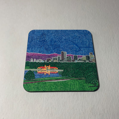 Coasters - Downtown Denver