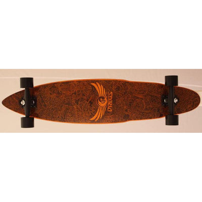 Dregs Skateboard-Gallery-Viz Art Ink