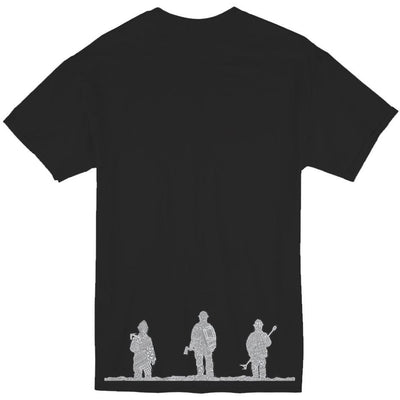 T-Shirt - A Blazing-Clothing-Viz Art Ink