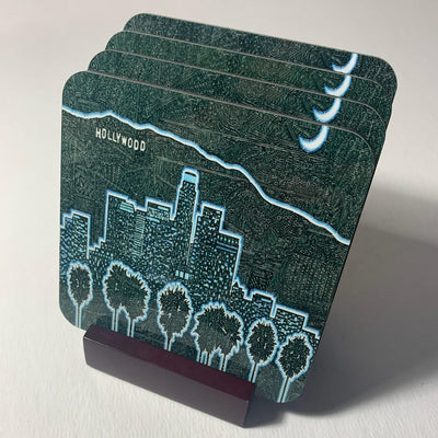 Coasters - Illuminating LA