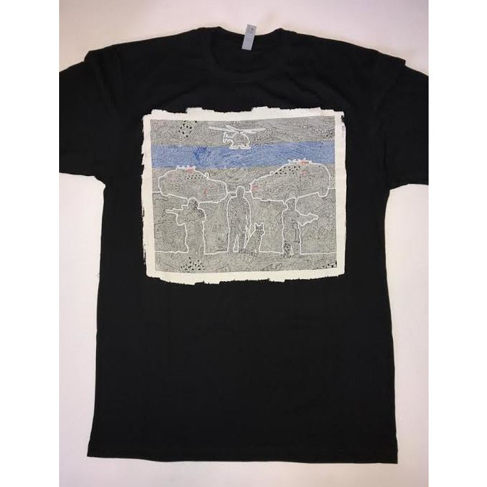 T-Shirt - The Thin Blue Line