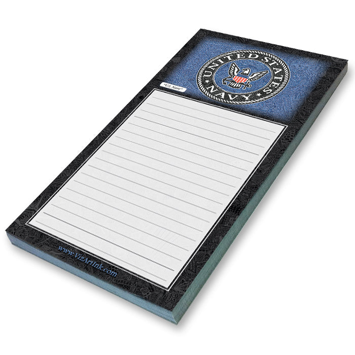 Notepad - U.S. Navy