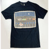 T-Shirt - Vegas (Navy & White)