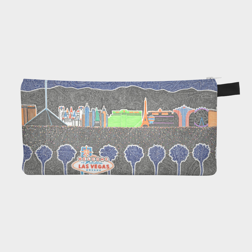 Small Zipper Bag - Vegas