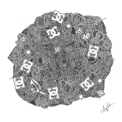 DC Shoes - Aaron Biittner-Gallery-Viz Art Ink