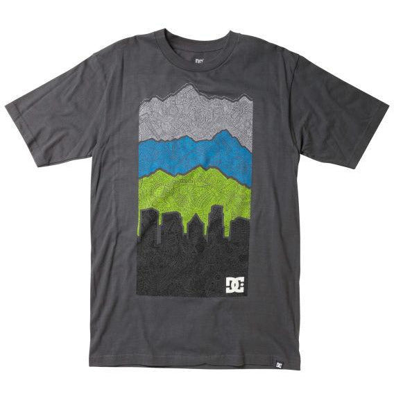 DC Shoes T-Shirts-Gallery-Viz Art Ink