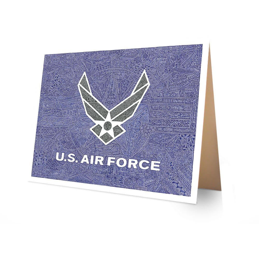 Greeting Card - U.S. Air Force
