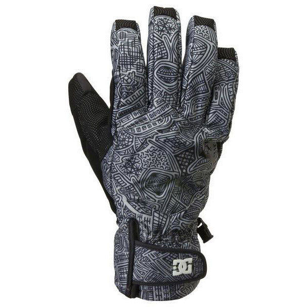 DC Shoes Snow Gloves-Gallery-Viz Art Ink