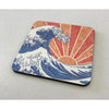 Coasters - Off California (Red/Orange)