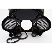 2 CHANNEL DIAMOND AUDIO TXR FAIRING SYSTEM