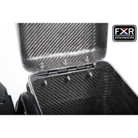 DIAMOND AUDIO FXR DIVISION HARD BAG SYSTEM (99+ DYNA) DIRECT MOUNT