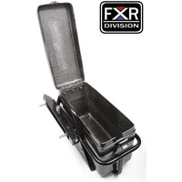 DIAMOND AUDIO FXR DIVISION HARD BAG SYSTEM (99+ DYNA) DETACHABLE MOUNT