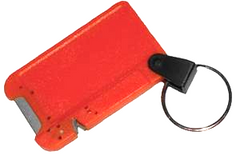 Sharpener-Rectangle Key Chain Knife Sharpener