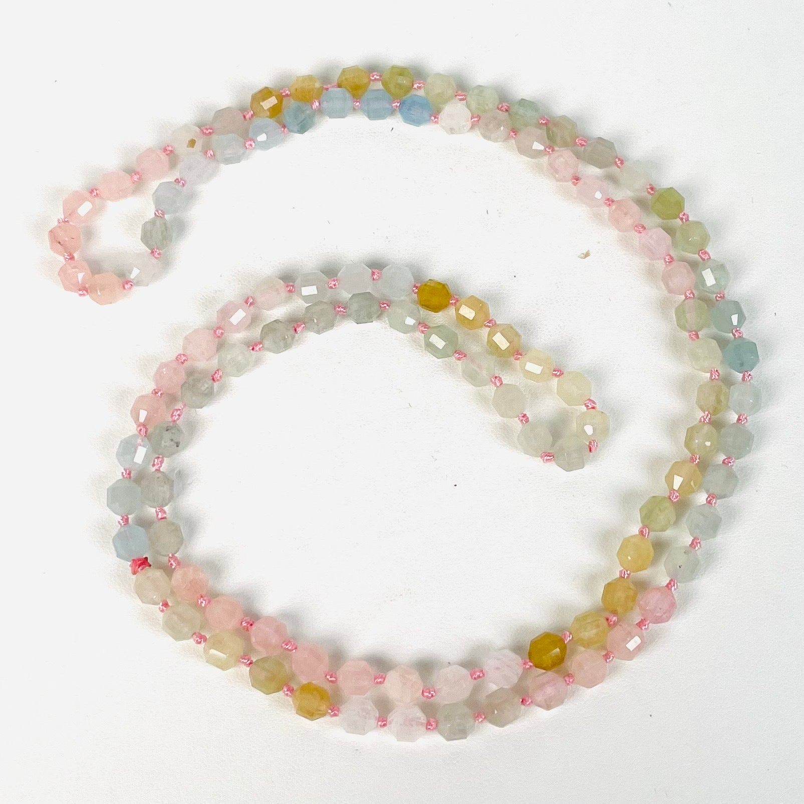 Ravina Ring with diamonds/tanzanite/and Opal - Size 7