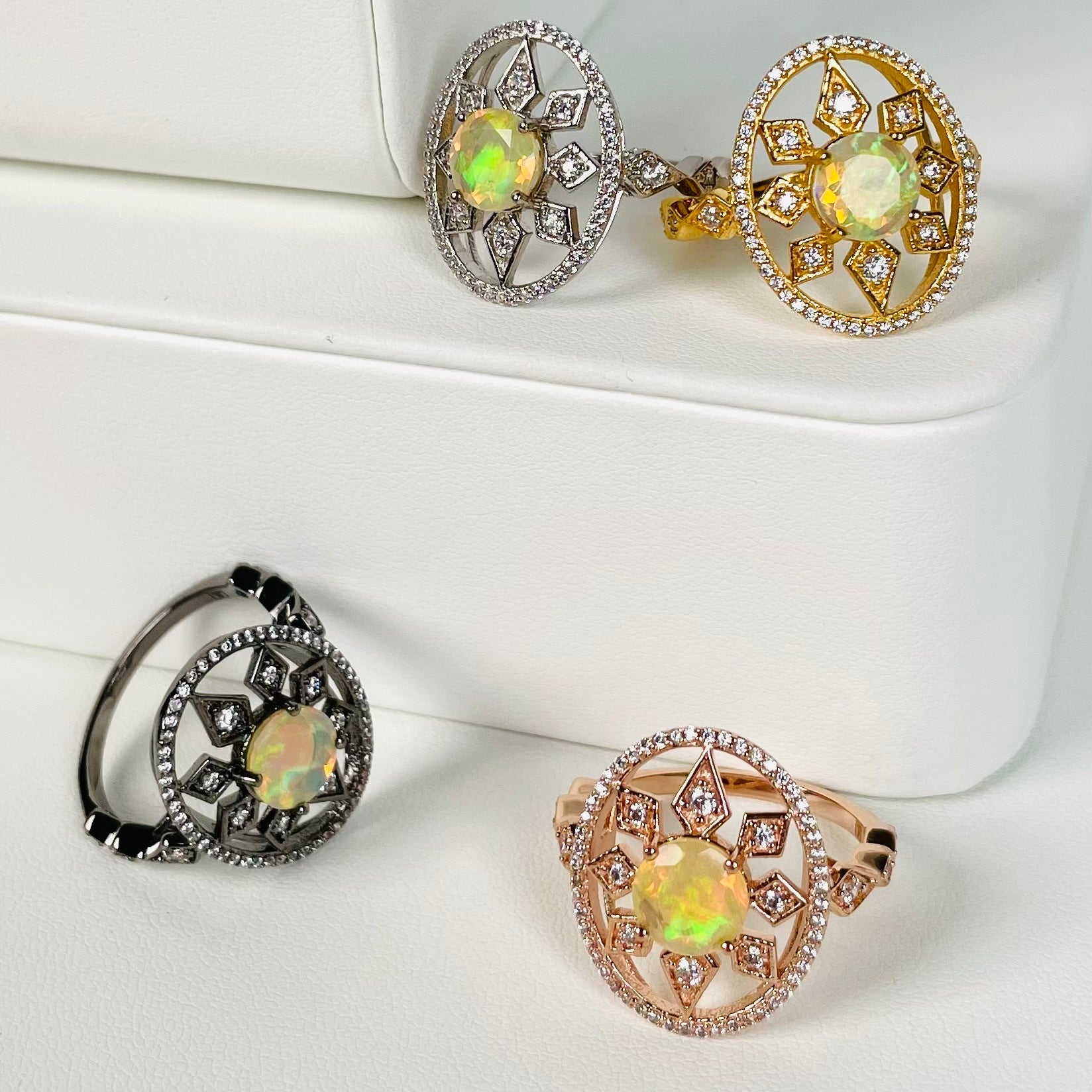 HESPERA TRIBE SPECIAL - GHOST INTERSTELLAR PENDANT