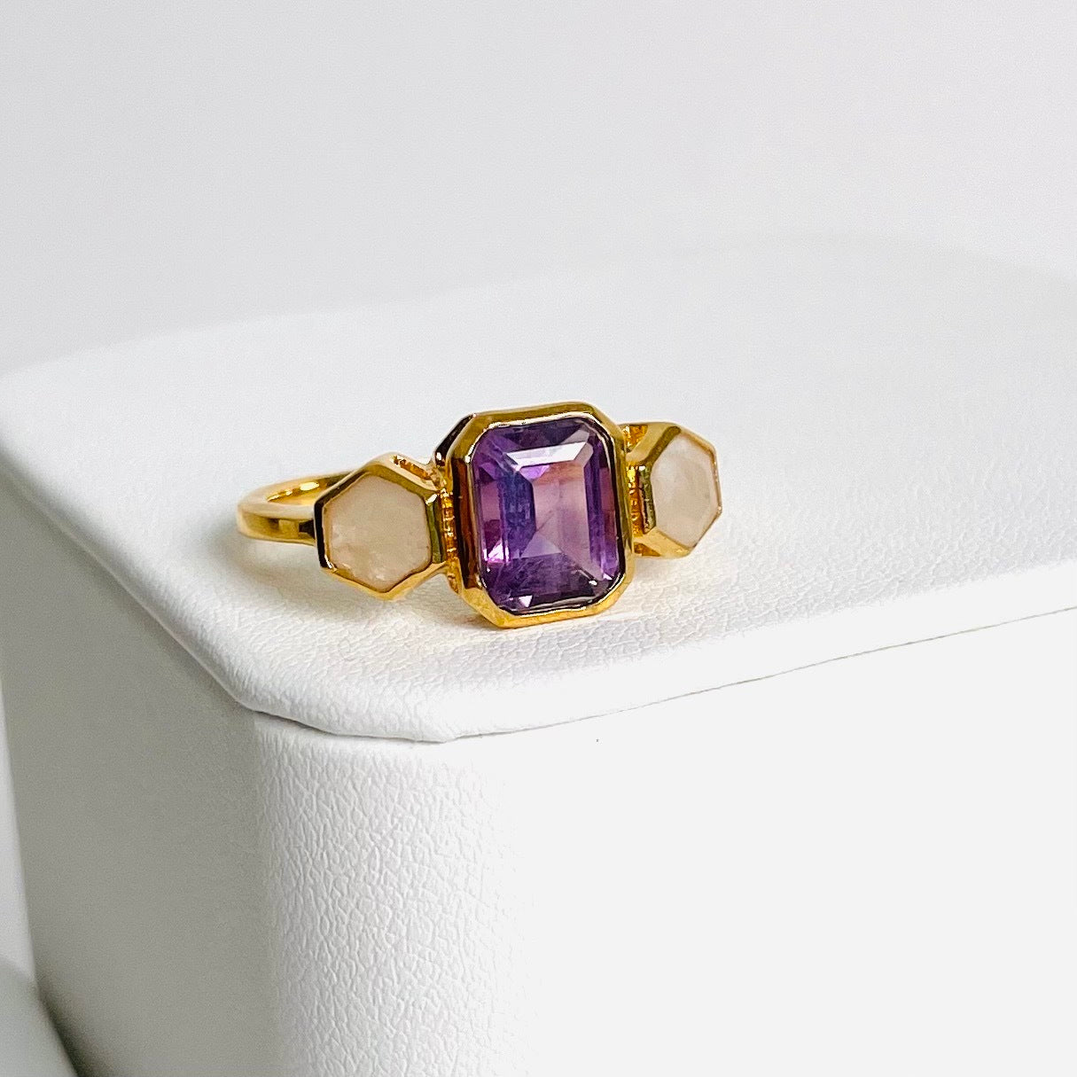 LOCKDOWN SALE!! White Sapphire Wishbone Necklace