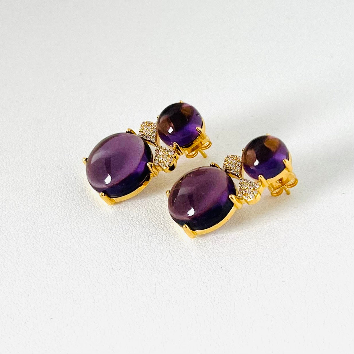 LOCKDOWN SALE!! Rose Gold Vermeil and Pink Topaz Butterfly Necklace!