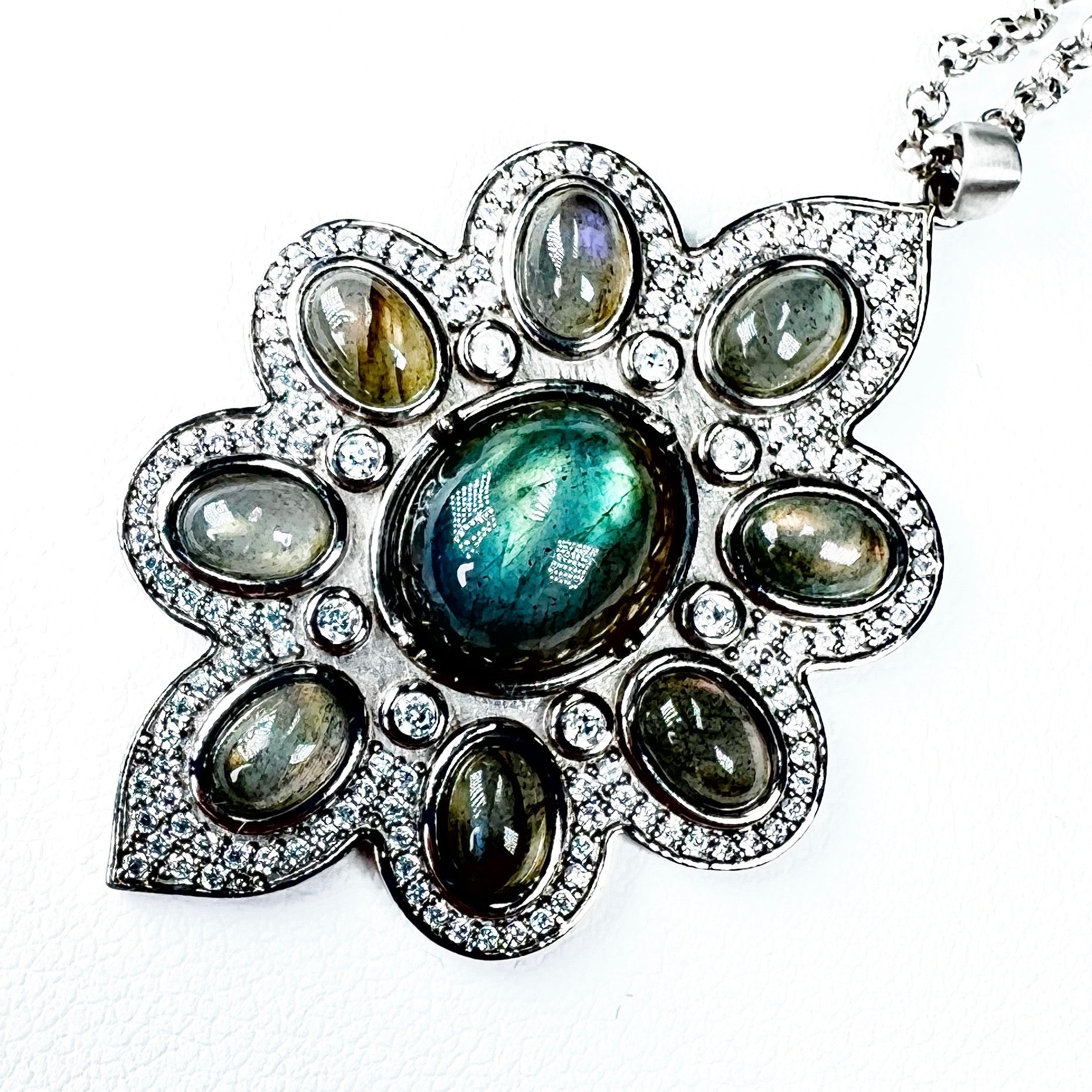 PINK TOPAZ LILAH RING - THE LAST!