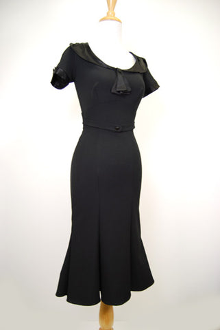 The Stop Staring 1930's Mystere Dress