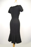 Stop Staring Mystere Black Pin Up Retro Dress