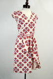 Mata Traders Jiu Jiu Vintage Day Dress 1940's