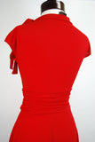 The Babylon Dress - Red