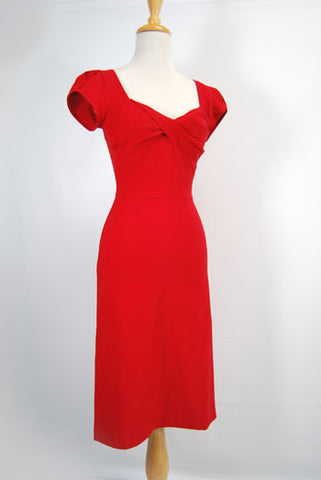 The Stop Staring Boardwalk 1930's Dress
