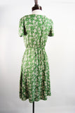 The Chantilly Dress - Green